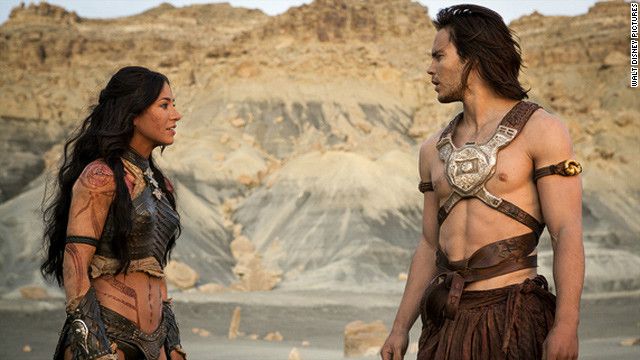Fans create their own trailer for 'John Carter'