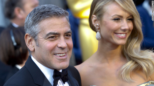 George Clooney on gay rumors: Who does it hurt?