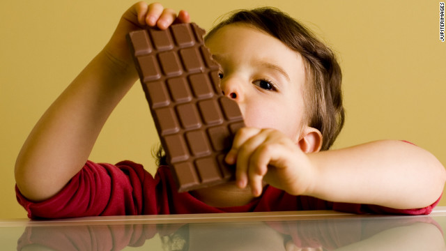 Chemists create chocolate with half the fat