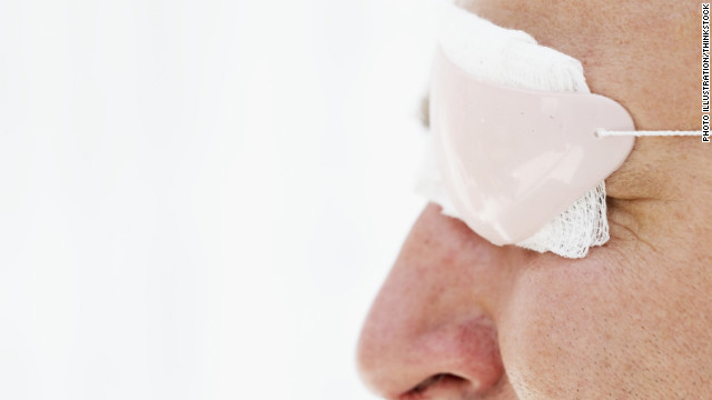 Why some patients take out their own eyes