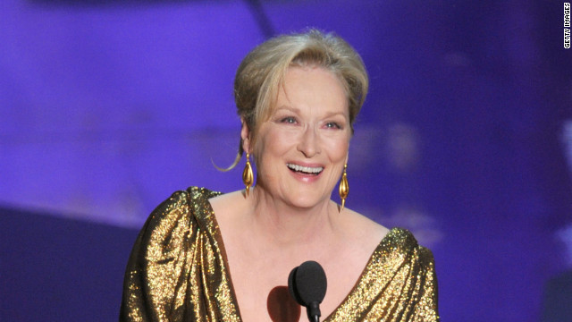 There's no need for a GPS with multiple voices when you have Meryl Streep. British, Australian, Polish, Oklahoman, you name it -- you want an accent, she'll do it.