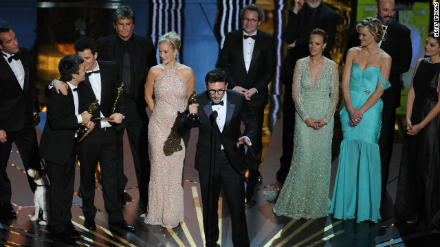 84th Academy Awards: The winners list