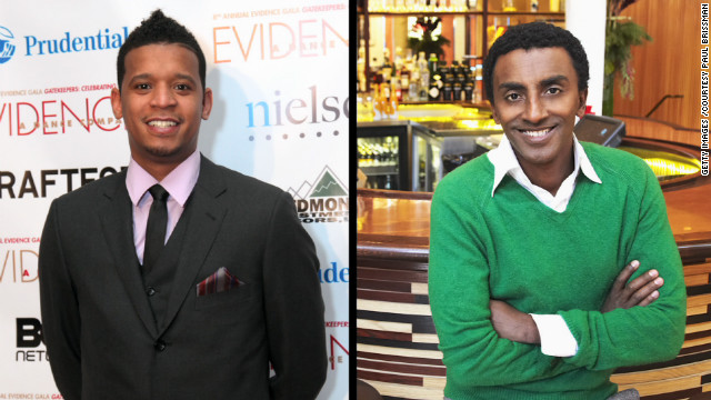 Marcus Samuelsson and Roblé Ali - the changing face of the restaurant kitchen