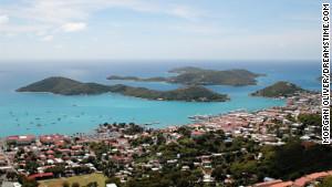 St. Thomas, U.S. Virgin Islands.
