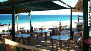 Dune Preserve Beach Bar has survived four major hurricanes since 1994.