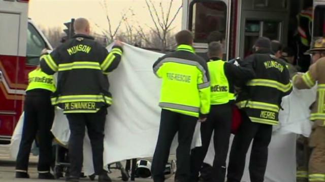 Muere un tercer estudiante herido durante tiroteo en escuela secundaria de Ohio