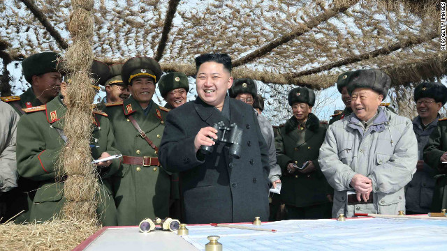North Korea: Ready to go to war with U.S., South Korea