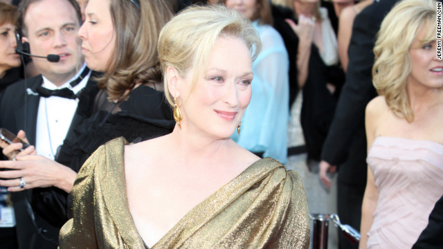 Meryl Streep donates $10k to Rhode Island school