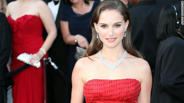 "Academy Award-winning actress Natalie Portman tells CNN she hopes her role as astrophysicist Jane Foster in ""Thor: The Dark World"" encourages a new generation of female scientists."