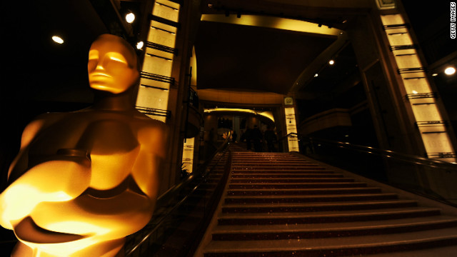 The Academy of Motion Picture Arts and Sciences says nominations will be announced on January 10, 2013.