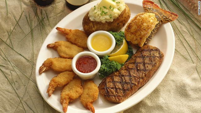 National surf and turf day