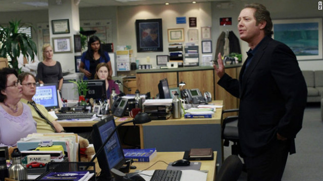 James Spader set to depart 'The Office'