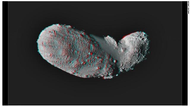 Granos de un asteroide ayudan a explicar la erosión espacial