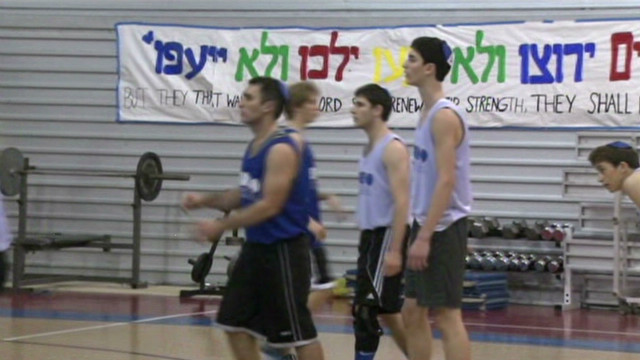 Playoff game rescheduled for Jewish basketball team that refused to play on Sabbath