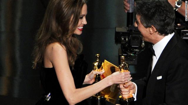 ¿Está desnutrida Angelina Jolie?