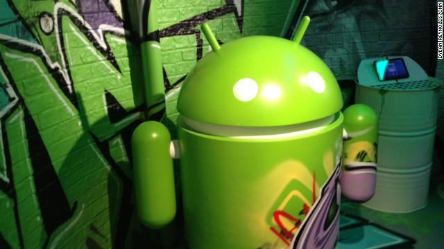 Androids superpotentes se roban el show en el Congreso de Móviles de Barcelona