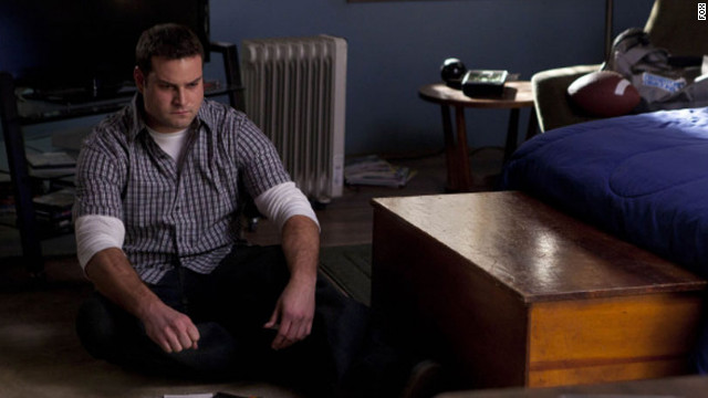 Karofsky (Max Adler) was featured on