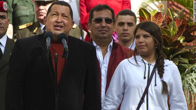 Las preguntas sobre la salud de Chávez aumentan la incertidumbre política