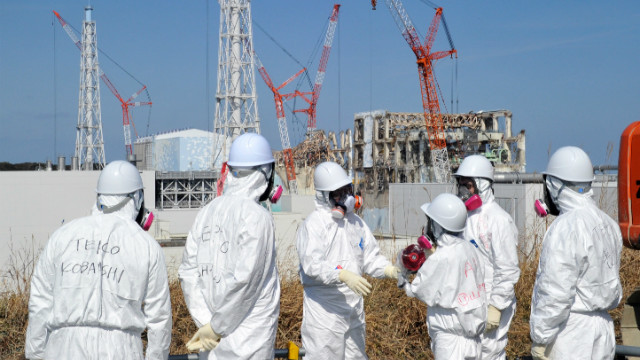 Activists file lawsuit to try to stop restart of Japanese nuclear plant