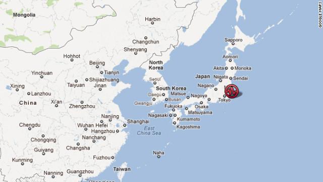 Un sismo de magnitud 5,7 sacude la isla de Honshu, en Japón