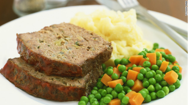 Box lunch: Meatloaf mastery and Thin Mint candy bars