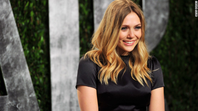 Elizabeth Olsen's big fear? Water - thanks to 'Jaws'
