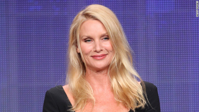 Actress Nicollette Sheridan is suing the creator-producer of her former show,