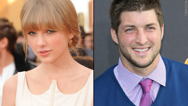 Are Taylor Swift and Tim Tebow dating?