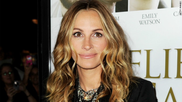 Julia Roberts: What Meryl Streep's daughter taught me