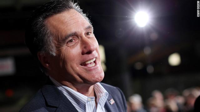 Mitt Romney gana las primarias de Wyoming, su tercer triunfo esta semana