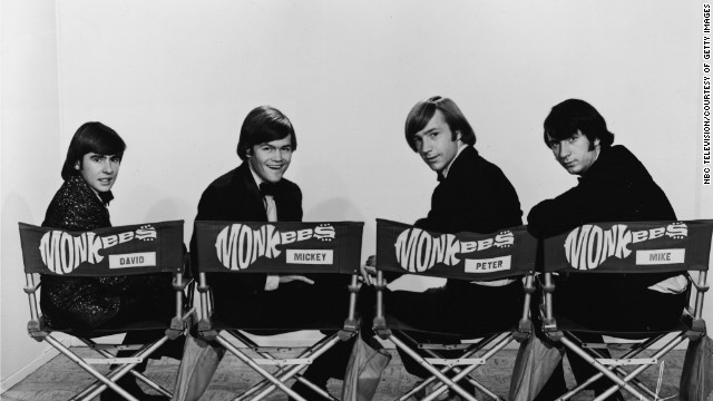 Monkees not attending Davy Jones' private memorial
