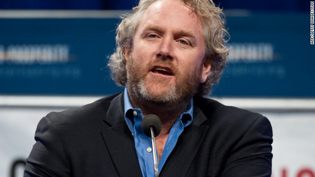 Andrew Breitbart, editor and founder of the conservative blog BigGovernment.com, died at age 43 of natural causes on March 1. His posting of an explicit photo U.S. Rep. Anthony Weiner sent to Twitter followers led to Weiner's downfall.
