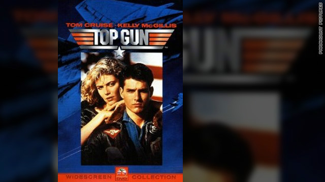 'Top Gun 2' goes with 'Town' scribe