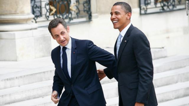Both Nicolas Sarkozy and Barack Obama hope to be returned to their respective presidencies for second terms this year.