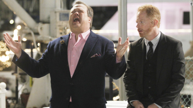 Leaping into 'Modern Family'