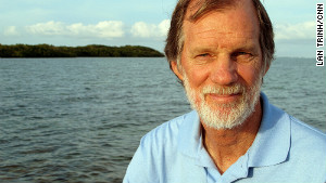 Ken Nedimyer became worried watching coral reefs decline over the years. Now he\'s doing something about it.