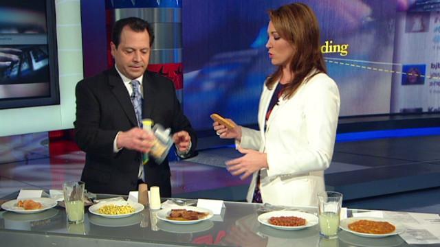 NASA testing healthier, tastier space food – CNN Newsroom ...
