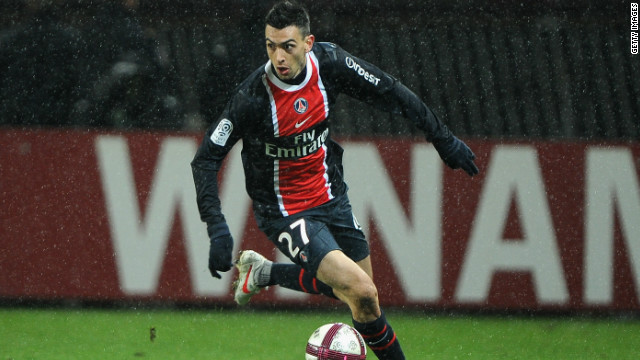 Javier Pastore is the most expensive player in French football history after he cost Paris Saint-Germain a fee believed to be $56 million. But Pastore is not the first footballer to have swapped clubs for a hefty price tag.