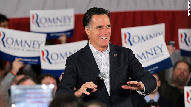 BREAKING: Romney wins Virginia primary, CNN projects