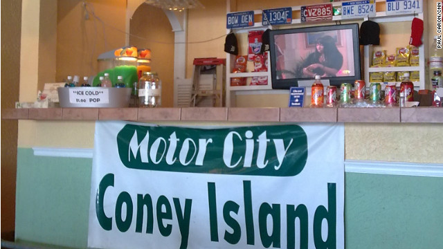 Relish the taste of Detroit-style hot dogs at Motor City Coney Island