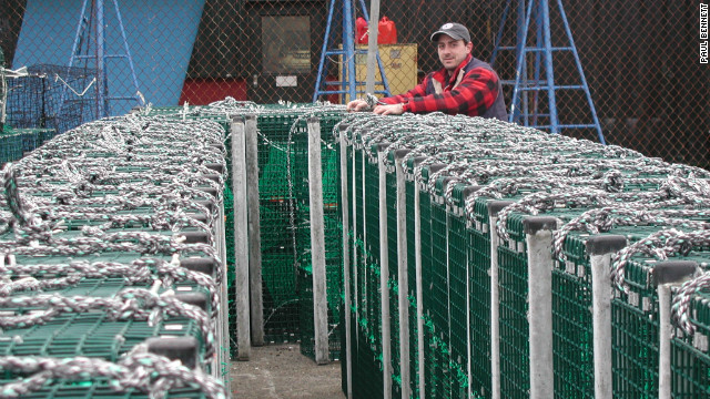 Rising gas prices trap lobstermen
