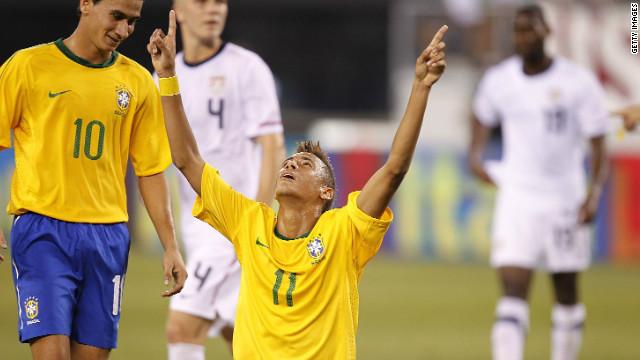 ¿El equipo de futbol de Brasil ganará una medalla de oro en Londres?