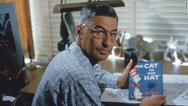 Gotta Watch: Dr. Seuss turns 108