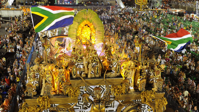 The carnival in Rio de Janeiro is world-famous festival which is held each year before the Christian period of Lent. The carnival is characterized by flamboyant dancing and extravagant floats, and Neymar has been spotted partying in recent times.