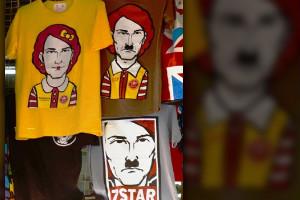 """Polémica moda """"Hitleriana"""""""