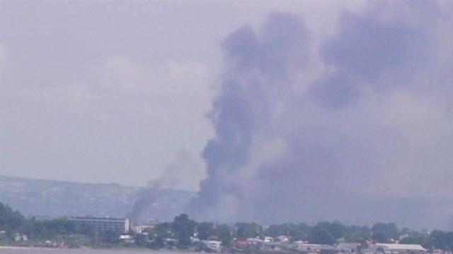 Al menos 123 muertos por explosiones en depósito de armas en Congo