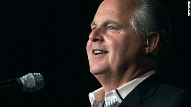 Radio talk show host Rush Limbaugh is under fire for his remarks about a Georgetown University law student.