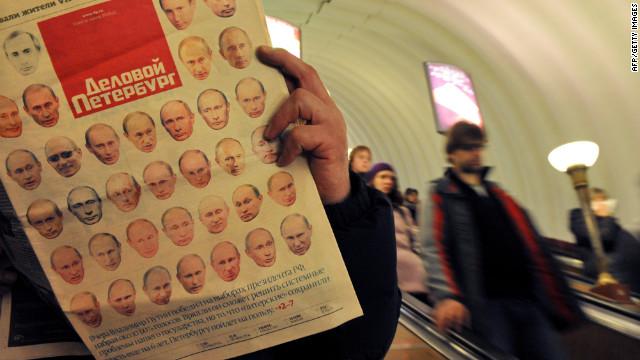 Observadores internacionales reportan irregularidades en elección presidencial rusa