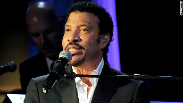 A whole bunch of Lionel Richie hits from his upcoming country duets album