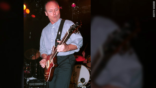 Guitarist Ronnie Montrose dies at 64